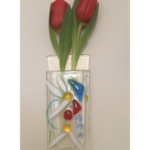 An example of fused glass.  See piper fused glass designs